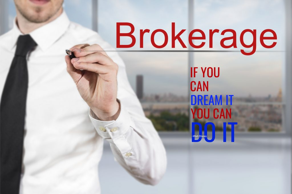 how to find broker